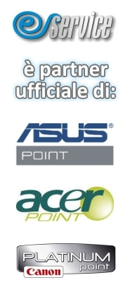 e-Service Partner Asus - Partner Acer - Partner Canon